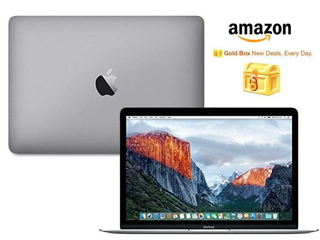 Gold Box Deal Of The Day 2015 12 Macbooks Certified Refurbished For 799 899 400 Off Appleinsider