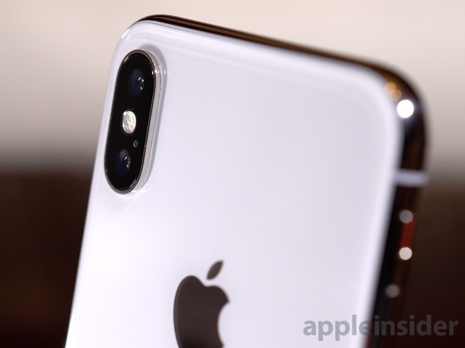 newest a1bf6 f4d4e KGI: 2018 iPhone camera to carry over iPhone X plastic lens design