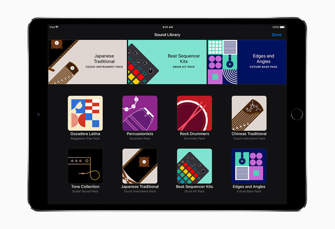 garageband 2 3 for ios adds classic drum sequencer taiko drums rh appleinsider com garageband for ipad manual pdf GarageBand iPad Accessories