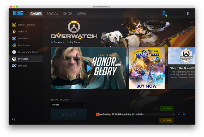 Blizzard Overwatch Installer May Herald Macos Version Coming Soon