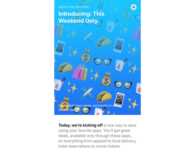 apple app promotion