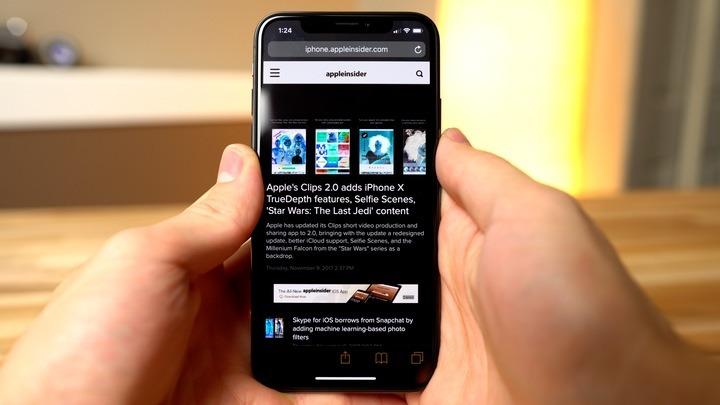 Get Dark Background Iphone X JPG