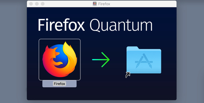 Firefox 57 'Quantum' for macOS released, iOS version user interface