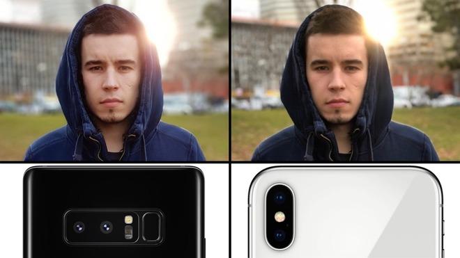 iphone x selife