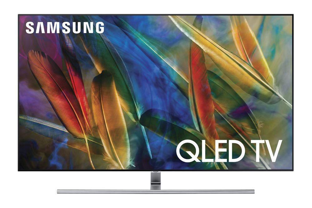 Samsung QLED Television