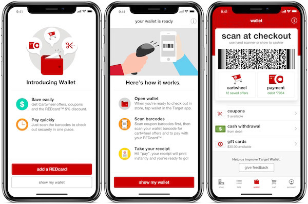 meet 58777 2c8f3 Target launches 'Wallet' mobile payments platform, continues to ...