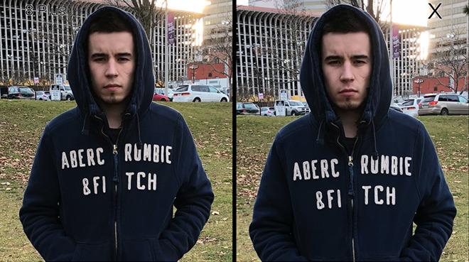 iphone xr camera quality comparison