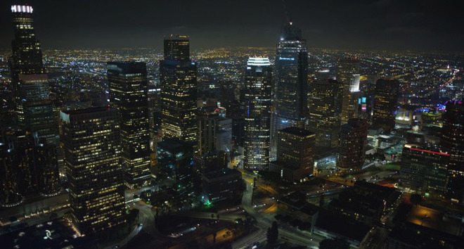 Apple Puts 4k Aerial Screen Saver Of Los Angeles Skyline Into