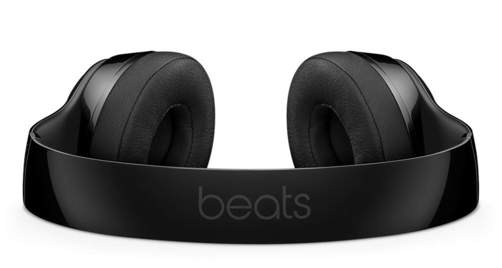 Apple Beats Solo 3 Wireless Headphones in Black