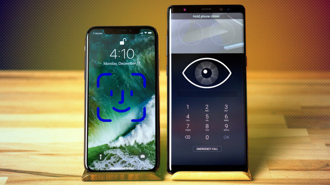 207cd29ca1f The Note 8 also has a Smart Lock feature that keeps the device unlocked in  various situations