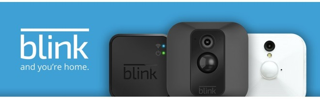 home security camera company blink bought out by amazon