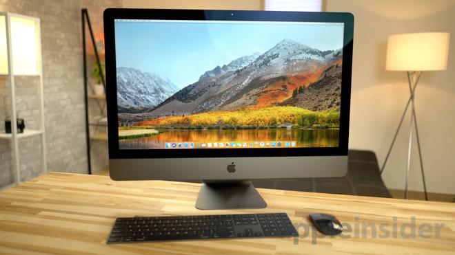 Rozbalení iMacu Pro (Video, Unboxing)