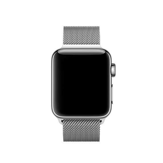 The Silver Milanese Loop.