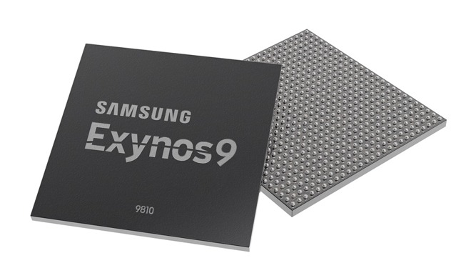 Samsung takes on Apple's Face ID with its latest Exynos 9810 chip