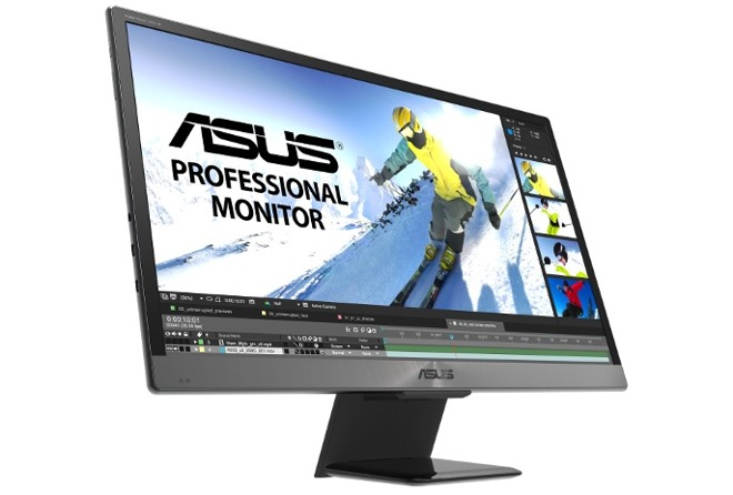Asus aims portable ProArt PQ22UC 4K OLED monitor at on-the-move