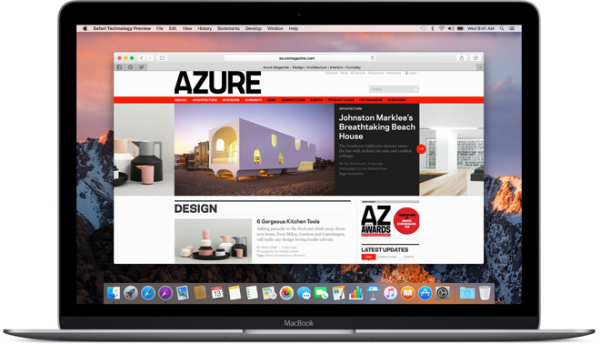 Apple drops Safari Technology Preview 47 with new APIs