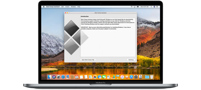 Tips: How to make Windows 10 install media on macOS High Sierra