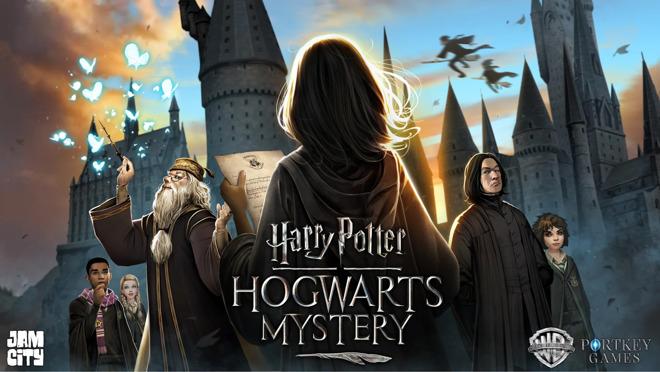 Harry Potter Hogwarts Mystery trailer released Hero Academy