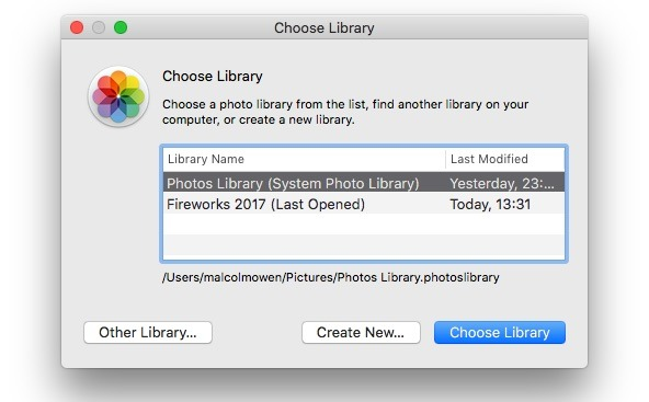 how to download iphone photo library to mac