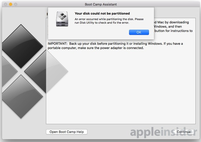 apple windows bootcamp download