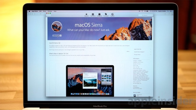 Video: How to downgrade from macOS High Sierra to Sierra