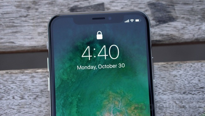 new concept 53382 7e890 Small number of iPhone X users screens not waking quick enough to ...