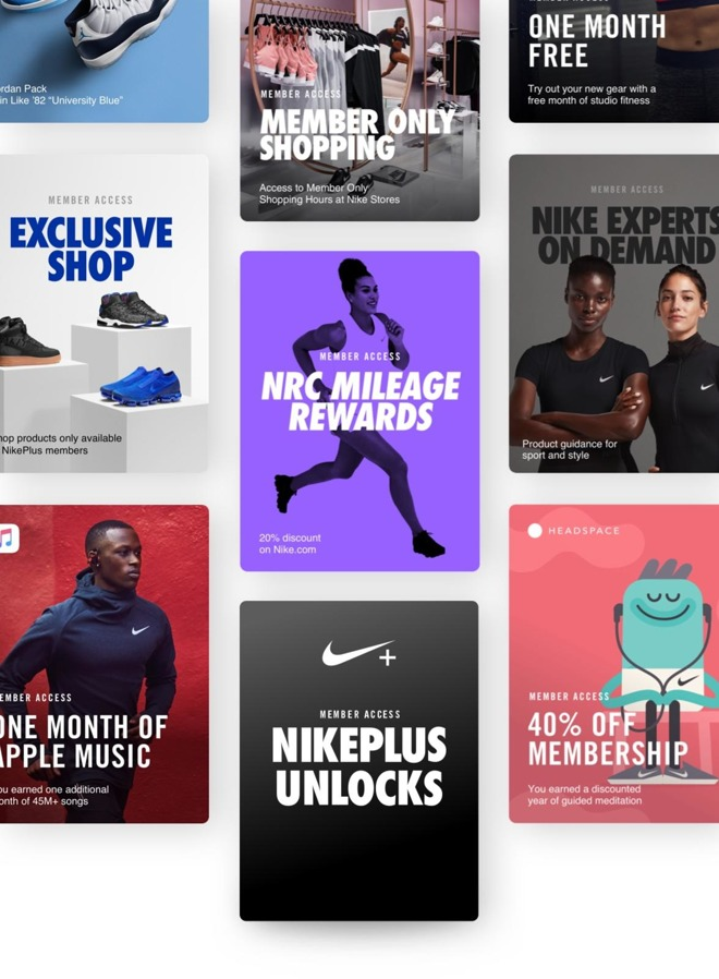vente chaude en ligne 3cc03 38a20 Nike adds Apple Music to perks for active NikePlus members