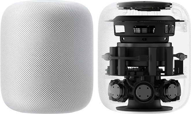 Stacking up Apple HomePod, Amazon Echo and Google Home