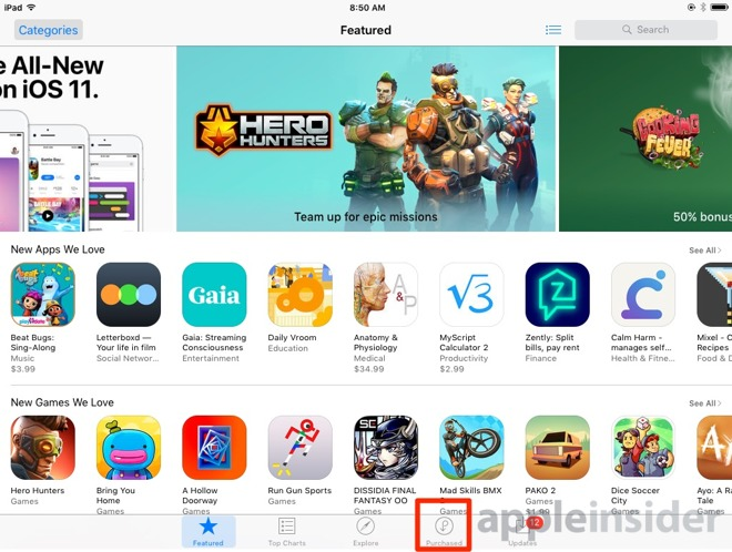 How to download old versions of apps from the App Store on an older