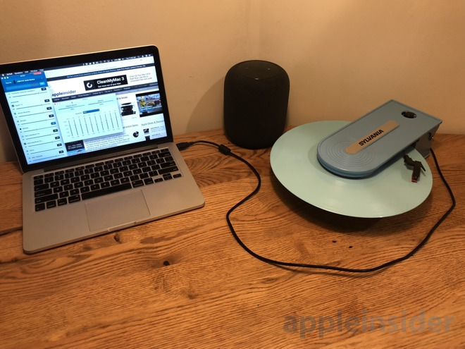 how to play airfoil from ipad
