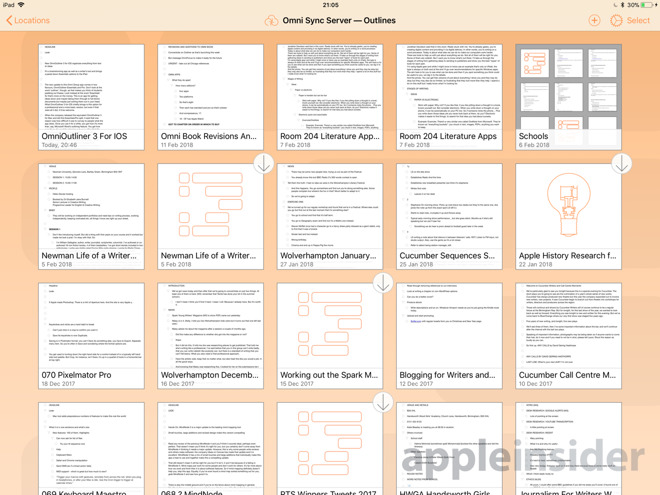 Hands On Omnioutliner 3 For Ipad Organizes Everything From Text To