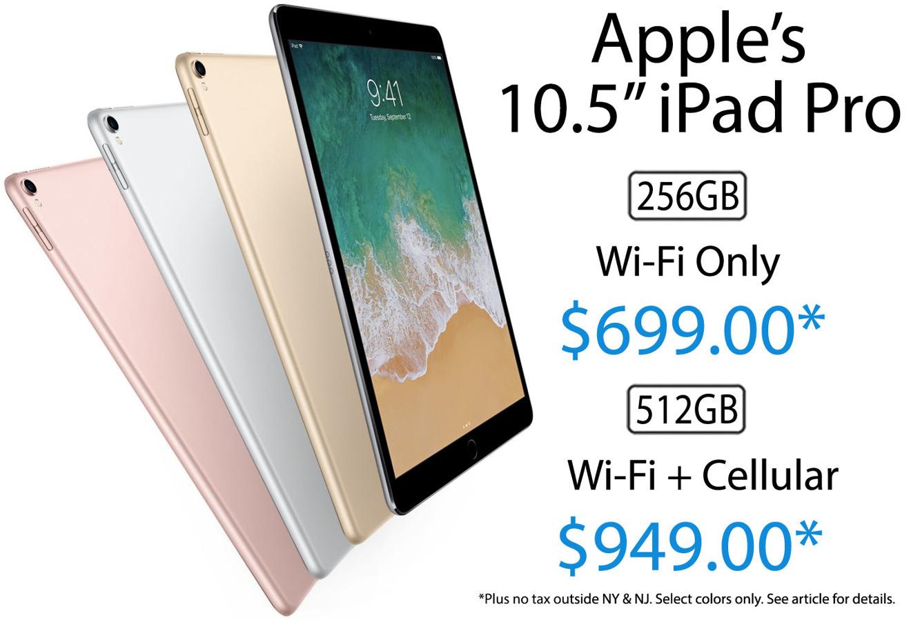 Apple iPad Pro with exclusive savings
