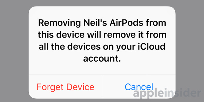 If you're having problems with iOS 11 2 6 and your AirPods