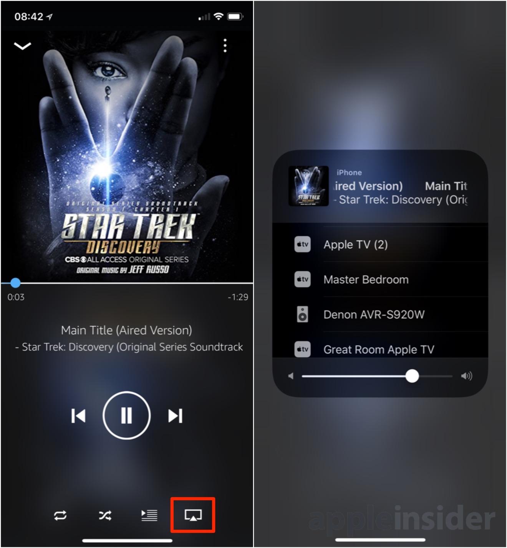 Amazon Music Airplay