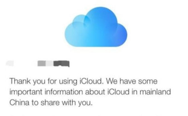 Apple To Move Chinese Icloud Keys To China Servers Opens Door To