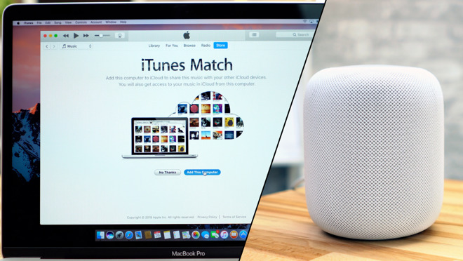 Watch: How to stream music on HomePod using iTunes Match