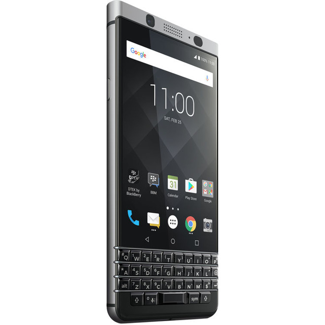 Ysts Claim Only 850k Blackberry Phones Sold In 2017 As