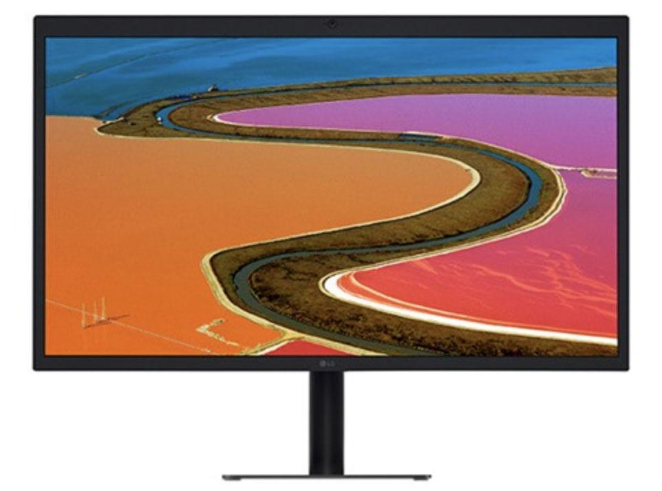 LG 27 inch 5K Ultra Fine Monitor for Apple MacBook Pro
