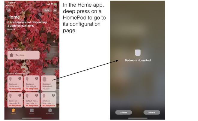 How HomePod serves as a hub for Siri HomeKit automation and