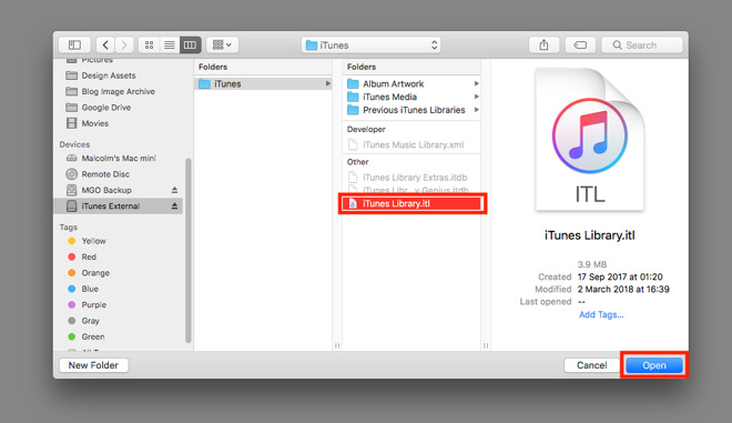 How to free up your Mac's internal storage by moving your
