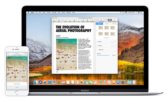 How to start copying and pasting between your Mac and iPad