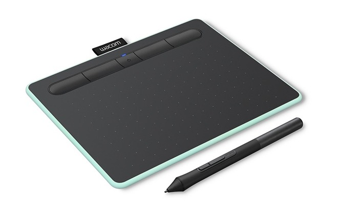 Wacom refreshes Intuos pen tablet line with smaller models and built