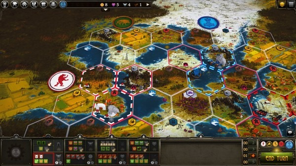 Digital boardgame 'Scythe' nears Mac and iOS release, 'Rome