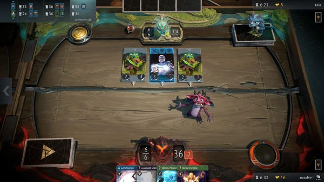 artifact game beta