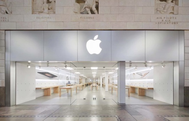 Bluewater Apple Store reopening March 24 after 9-month