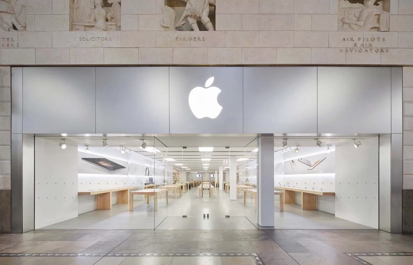 Bluewater Apple Store Reopening March 24 After 9 Month