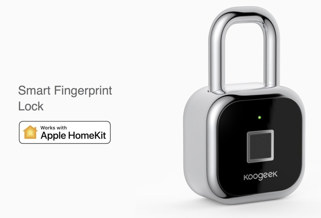 Koogeek L3 smart lock
