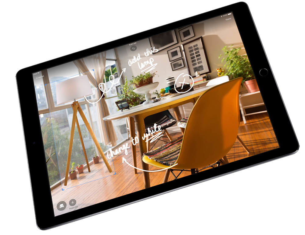 Apple  iPad Pro in Space Gray