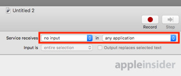 How to create keyboard shortcuts to launch apps in macOS