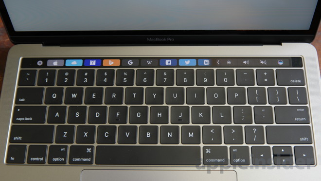 2016 13-inch MacBook Pro with Touch Bar